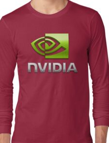 Nvidia Long Sleeve T-Shirt