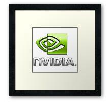 Nvidia Framed Print