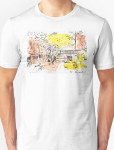 The Old Shed Out the Back Unisex T-Shirt