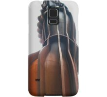 Do I look big in this? Samsung Galaxy Case/Skin
