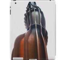Do I look big in this? iPad Case/Skin