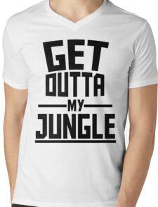 Get Outta My Jungle Mens V-Neck T-Shirt