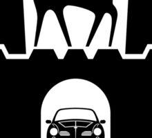 Wolfsburg (Clean) Sticker