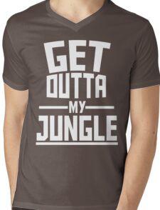 Get Outta My Jungle v2 Mens V-Neck T-Shirt