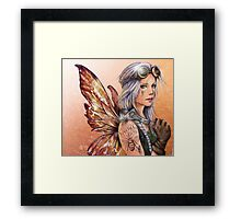 Worker Bee Framed Print