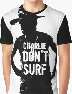 Charlie Don't Surf Graphic T-Shirt