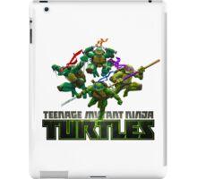 Teenage Mutant Ninja Turtles Cartoon iPad Case/Skin