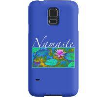 Yoga Lotust Namaste Samsung Galaxy Case/Skin