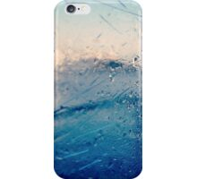 Scratched View // Sea Painting iPhone Case/Skin