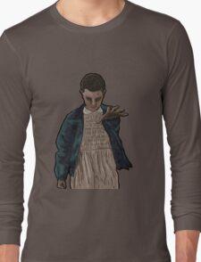 Stranger Things - Eleven Long Sleeve T-Shirt