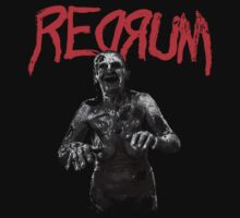 REDRUM - The Shining by ideanuk