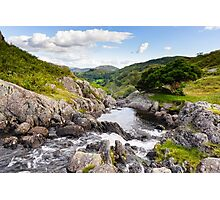 Top of the Tarn Photographic Print