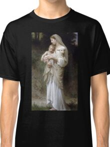 Innocence by William Bouguereau Classic T-Shirt
