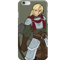 Reishi, the Prince's Hound iPhone Case/Skin