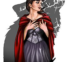 Red riding hood by mortimersparrow