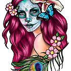 Day of the Dead by mortimersparrow