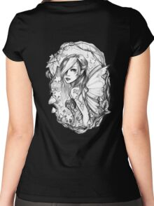 Tales from the Woodland Women's Fitted Scoop T-Shirt