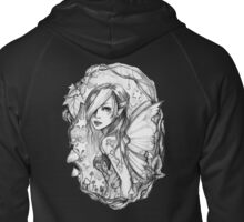 Tales from the Woodland Zipped Hoodie