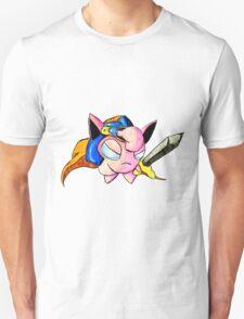 Jigglypuff: The Dragon Warrior T-Shirt