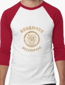 Rushmore Beekeepers Society Men's Baseball ¾ T-Shirt