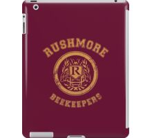 Rushmore Beekeepers Society iPad Case/Skin