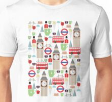 London Pattern Unisex T-Shirt