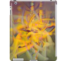 A Kinder, Gentler Abstract on Drugs iPad Case/Skin