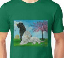 Labradoodle Spring Unisex T-Shirt