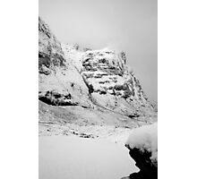 Glencoe  4  B+W Photographic Print