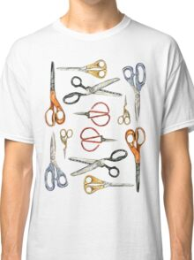 Scissors Collection Classic T-Shirt