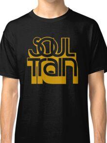 SOUL TRAIN (YELLOW) Classic T-Shirt