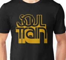 SOUL TRAIN (YELLOW) Unisex T-Shirt