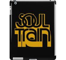 SOUL TRAIN (YELLOW) iPad Case/Skin