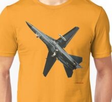Plane & Simple - General Dynamics F111 A8-126 Unisex T-Shirt