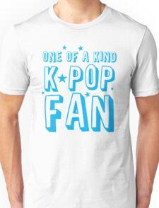 ONE OF A KIND k-pop fan Unisex T-Shirt