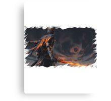 Lord of Cinder Canvas Print
