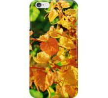 Vine Leaves iPhone Case/Skin