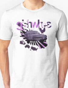 Gishwhes Purple Unisex T-Shirt