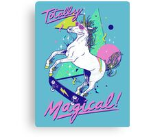 Totally Magical Canvas Print