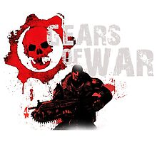 New Gears Of War Photographic Print