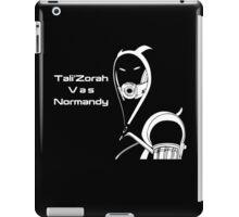 Tali'Zorah Vas Normandy iPad Case/Skin