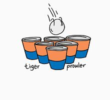 Beer Pong Auburn Tiger Prowler Women's Fitted Scoop T-Shirt
