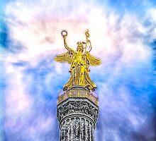 Berlin Victory Column by BonniePhantasm