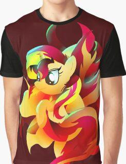 Sunset Shimmer Graphic T-Shirt