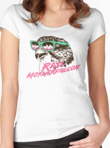 Motherfalcon Women's Fitted Scoop T-Shirt