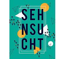 Sehnsucht Photographic Print
