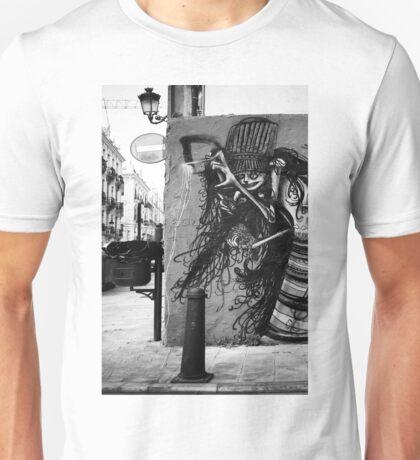 el arte de la calle T-Shirt