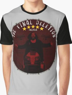 The Final Deletion Graphic T-Shirt