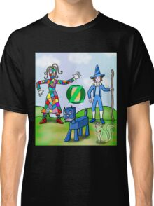 The Patchwork Girl and Friends Classic T-Shirt