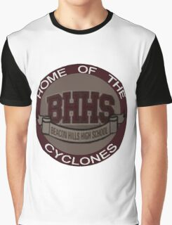 Beacon Hills Cyclones Graphic T-Shirt